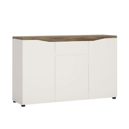 Toledo 3 Door 1 Drawer Sideboard
